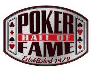 Logo der Poker Hall of Fame