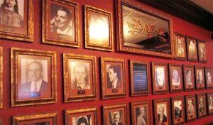 Anfänge der Hall of Fame