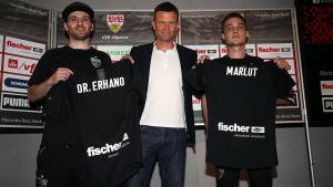 """Jochen Röttgermann mit """"Dr. Erhano"""" und """"Marlut"""""""