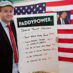 Paddy Power besetzt Head of Trump Betting