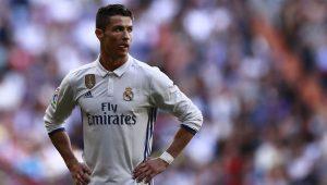 Fußballer Christiano Ronaldo