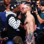 Wettumsatz in Rekordhöhe für Mayweather vs McGregor