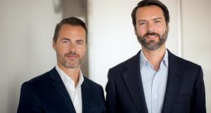 Der mybet Vorstand von 2015 Markus Peuler und Zeno Ossko
