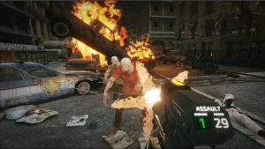Szene aus Zombie Survival von Zero Latency