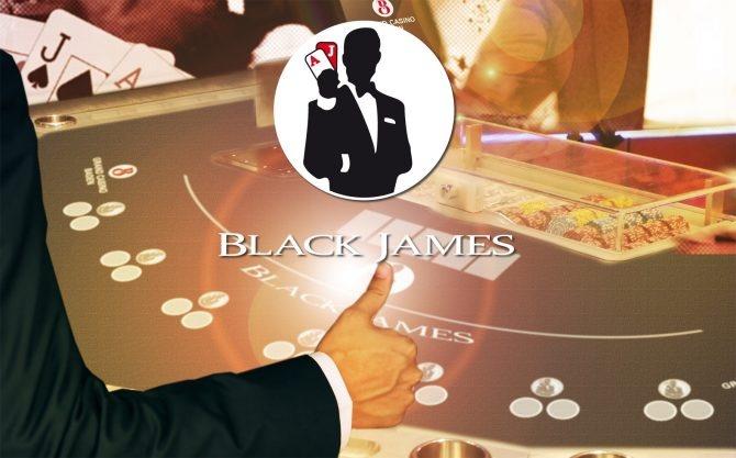 Black James im Grand Casino Baden