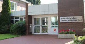 Das Oberverwaltungsgericht Niedersachsen in Lüneburg
