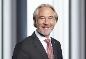 Vertriebsvorstand Jürgen Stühmeyer