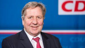 Hans-Jörn Arp, CDU Schleswig-Holstein