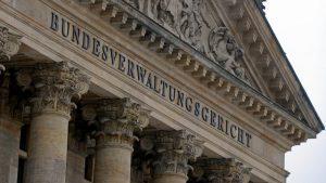 Fassade des Bundesverwaltungsgerichts