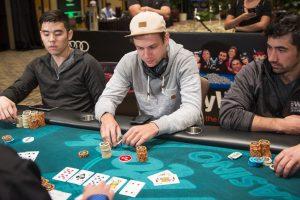 Stefan Schillhabel am Pokertisch