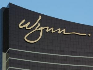 Fassade des Wynn Resorts in Las Vegas