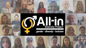 Vorstellungsvideo des All-in Diversity Project