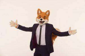Der Fuchs von Foxy Bingo