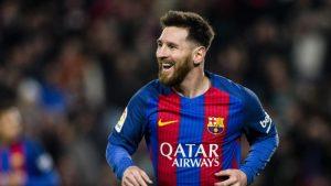 Lionel Messi beim FC Barcelona