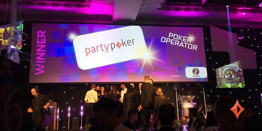 partypoker award