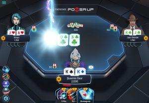 Ein Screenshot aus Power Up