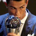 Christiano Ronaldo wird zum 5. Mal Weltfußballer des Jahres