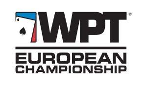 Logo der WPT European Championship