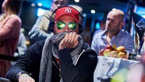 Ulrich Pauls am Pokertisch