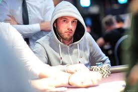 Andre Haneberg am Pokertisch
