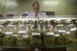 Cannabis-Shop in den USA