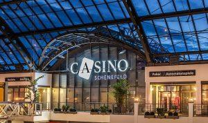 Außenansicht Casino Schenefeld