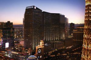 Das Cosmopolitan Hotel und Casino in Las Vegas