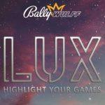Nächste Generation: Bally Wulff präsentiert neuen Spielautomaten LUX