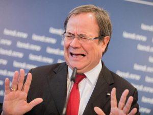 Ministerpräsident Armin Laschet von der CDU
