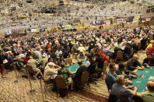 WSOP Spieler im Rio Las Vegas