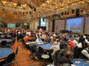 Pokerspieler in der Spielbank Hohensyburg