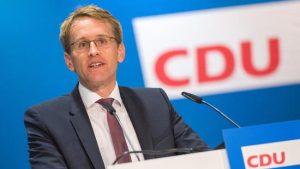 Ministerpräsident Daniel Günther von der CDU