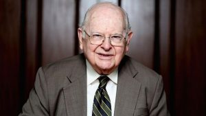 Ainsworth Gründer Len Ainsworth
