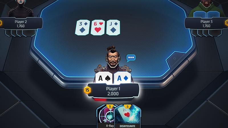 Poker Up