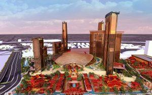 Das geplante Resorts World Las Vegas