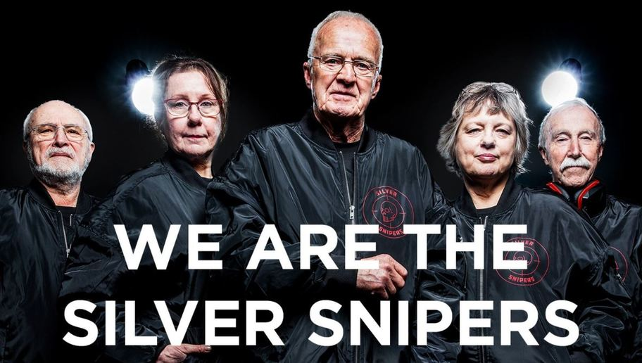 silver snipers slogan