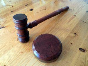 Justiz - im Gerichtssaal