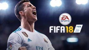 EA Sport FIFA Spiel - Ronaldo