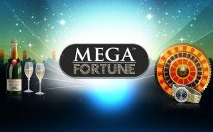 NetEnt Mega Fortune Slot