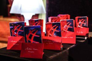 Die Awards des Abends