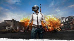 Szene aus dem Computerspiel PlayerUnknown's Battlegrounds