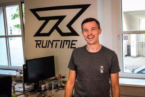 Runtime-Gründer Aleksandrs Zavoloks