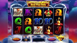 Genie Jackpots Slot von Blueprint Gaming
