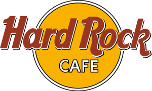 Das weltberühmte Hard Rock Logo
