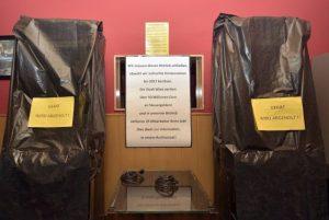 Beschlagnahmte Spielautomaten in Österreich