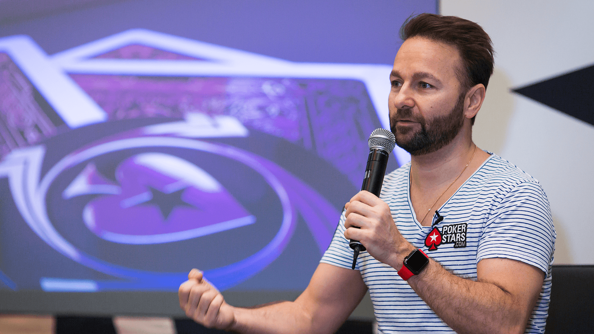 Pokerspieler Daniel Negreanu im Interview
