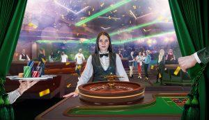 Live Beyond Live Casino von Mr Green/NetEnt