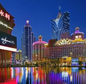 Casinos in Macau