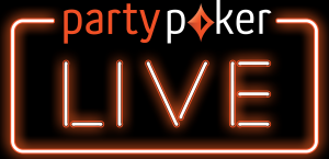 partypoker LIVE Logo