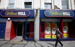 William Hill Wett-Shops in UK
